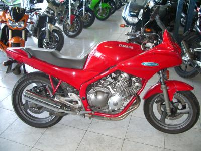 Accessoire moto 600 diversion